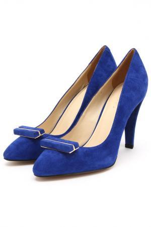 Туфли ELROSSO EL'ROSSO. Цвет: синий