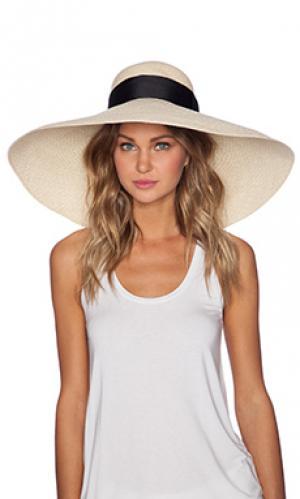 Шляпа playa Artesano. Цвет: черный
