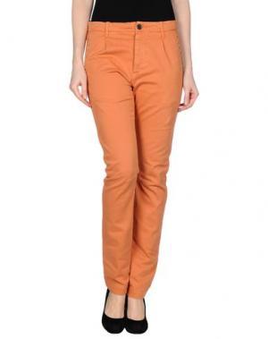 Повседневные брюки NAKED APE. Цвет: оранжевый
