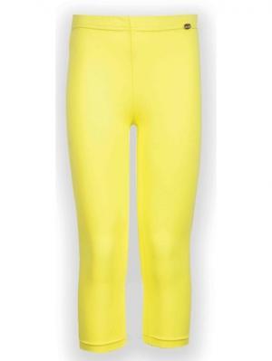 Леггинсы De Salitto. Цвет: желтый