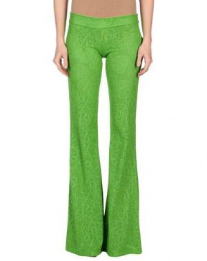 Повседневные брюки FISICO. Цвет: зеленый