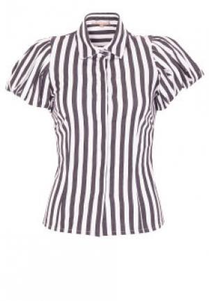 Рубашка ALTER EGO. Цвет: разноцветный