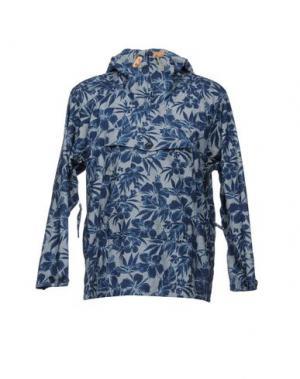 Куртка BATTENWEAR. Цвет: темно-синий