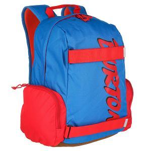 Рюкзак спортивный детский  Emphasis Parker Colorblock Burton. Цвет: коричневый,красный,синий