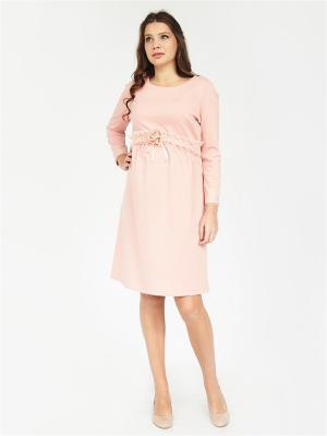 Платье для беременных с кружевом Мама Мила