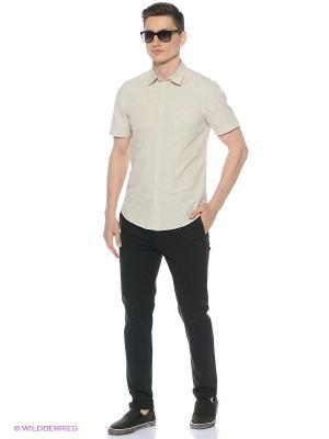 Рубашка MEXX. Цвет: бежевый