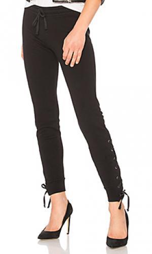 Свободные брюки coop Michael Lauren. Цвет: черный