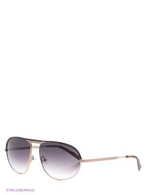 Солнцезащитные очки IS 11-258 01 Enni Marco. Цвет: темно-зеленый, коричневый