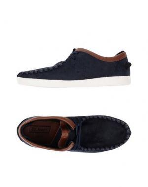 Обувь на шнурках BOXFRESH. Цвет: темно-синий