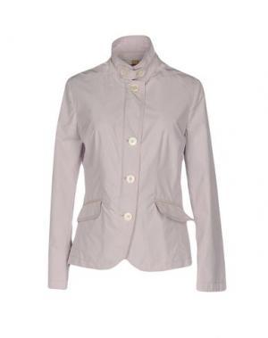 Куртка MABRUN. Цвет: сиреневый