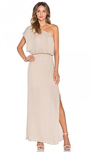 Вечернее платье emma Rory Beca. Цвет: беж