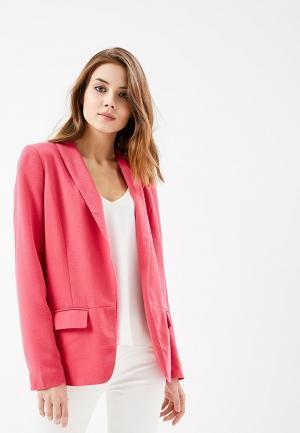 Жакет Vero Moda. Цвет: розовый