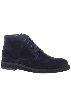 Ботинки Dino Bigioni. Цвет: темно-синий