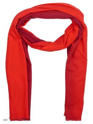 Палантин Pur. Цвет: красный