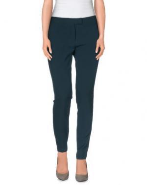 Повседневные брюки CHILI PEPPERS. Цвет: цвет морской волны