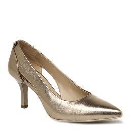 Туфли  P717433DE серо-золотой NERO GIARDINI