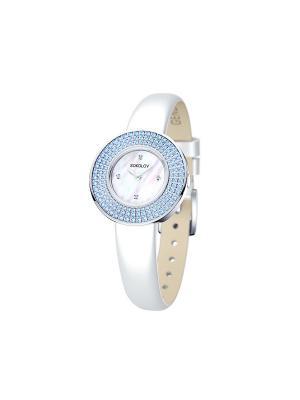 Женские ювелирные (серебряные) часы коллекция Imagine SOKOLOV. Цвет: белый, голубой