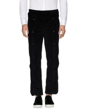 Повседневные брюки CHRISTOPHER SHANNON. Цвет: черный