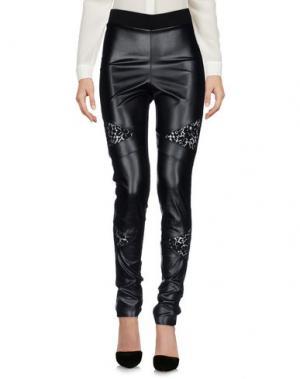 Повседневные брюки PIERRE MANTOUX. Цвет: черный
