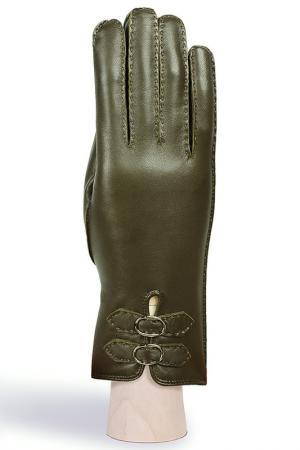 Перчатки Baggini. Цвет: хаки