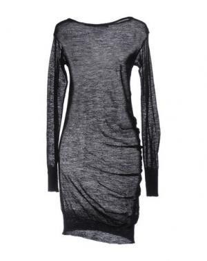 Короткое платье NELL&ME. Цвет: черный