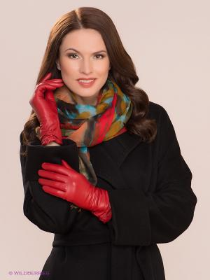 Перчатки Dali Exclusive. Цвет: красный