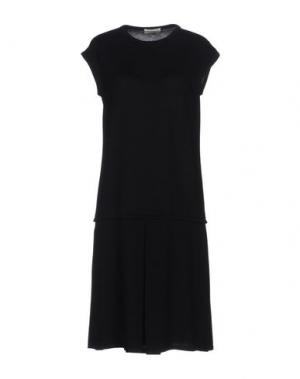 Короткое платье MA'RY'YA. Цвет: черный
