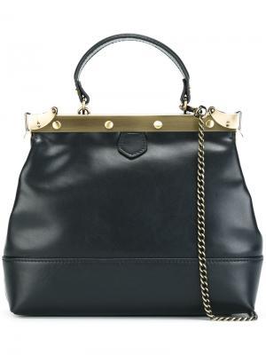 Маленькая сумка Charlie Tammy&Benjamin. Цвет: синий