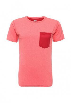 Футболка CLWR. Цвет: розовый
