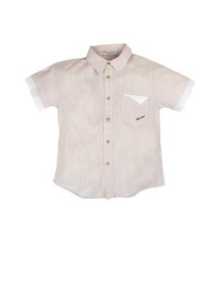 Рубашка Bossa Nova. Цвет: бежевый