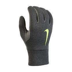 Футбольные перчатки  Hyperwarm Field Players Nike. Цвет: серый