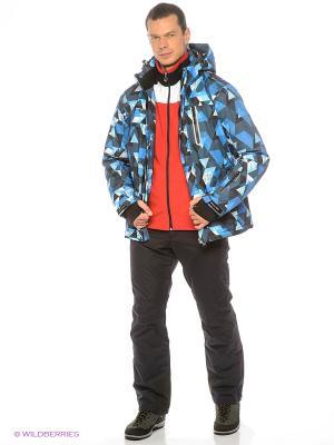 Куртка High Experience. Цвет: синий