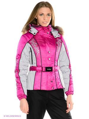 Куртка Sport Vision. Цвет: фуксия