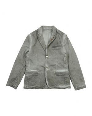 Пиджак DANIELE ALESSANDRINI. Цвет: зеленый-милитари