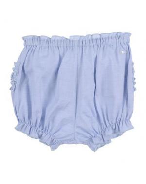 Повседневные шорты U+É. Цвет: небесно-голубой