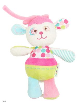 Музыкальная подвеска Милашка Пэнни Жирафики. Цвет: розовый, салатовый, бежевый