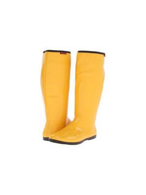 Резиновые сапоги Baffin. Цвет: желтый