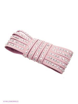 Заколка Bibi. Цвет: розовый
