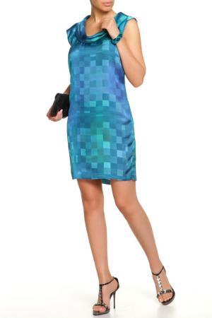 Платье Paul Smith. Цвет: мультицвет