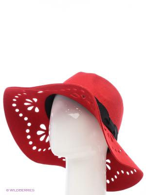 Шляпа To be Queen. Цвет: красный