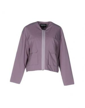 Куртка BPD BE PROUD OF THIS DRESS. Цвет: пастельно-розовый