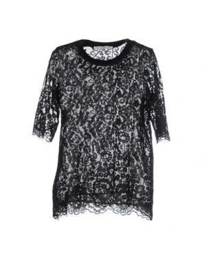 Блузка FALCON & BLOOM. Цвет: черный