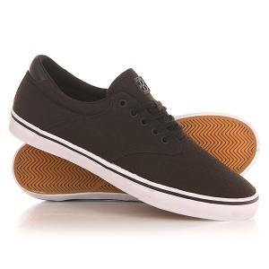 Кеды кроссовки низкие  Filter Mns Black Gravis. Цвет: черный