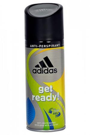 Антиперспирант 150 мл adidas. Цвет: none