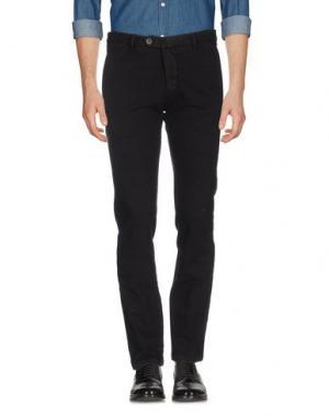Повседневные брюки J.W. BRINE. Цвет: темно-фиолетовый
