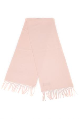 Шарф F.FRANTELLI. Цвет: светло-розовый