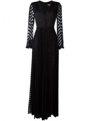 Платье Kitty Maria Lucia Hohan. Цвет: чёрный