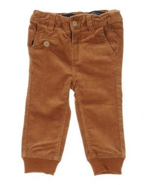 Повседневные брюки BARNUM. Цвет: верблюжий