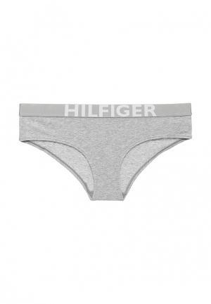 Трусы Tommy Hilfiger. Цвет: серый