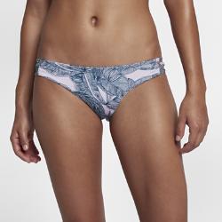 Женские плавки для серфинга Hurley Quick Dry Lush Nike. Цвет: пурпурный